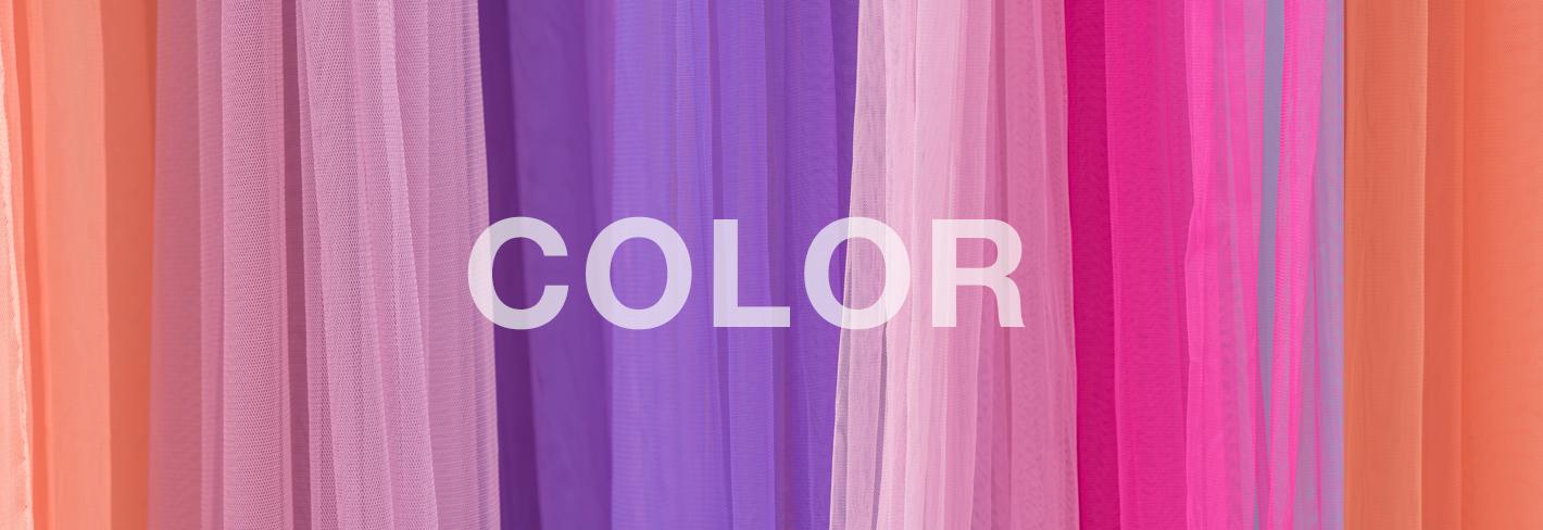 Bridesmaid Color Guide