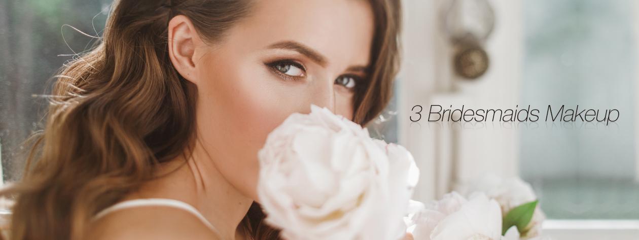 3 Bridesmaids Makeup