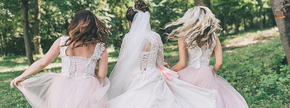 Wedding & Bridesmaid Style Guide