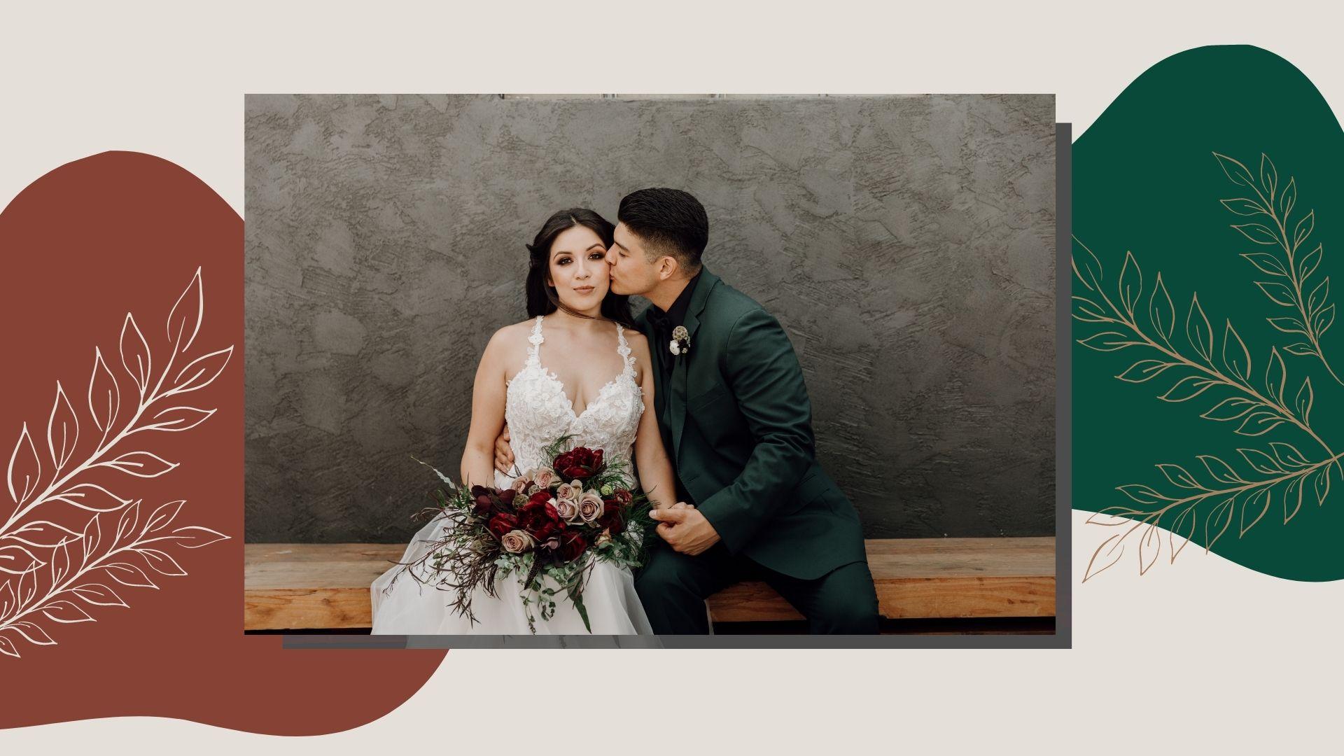 Dark Romance Wedding Inspiration
