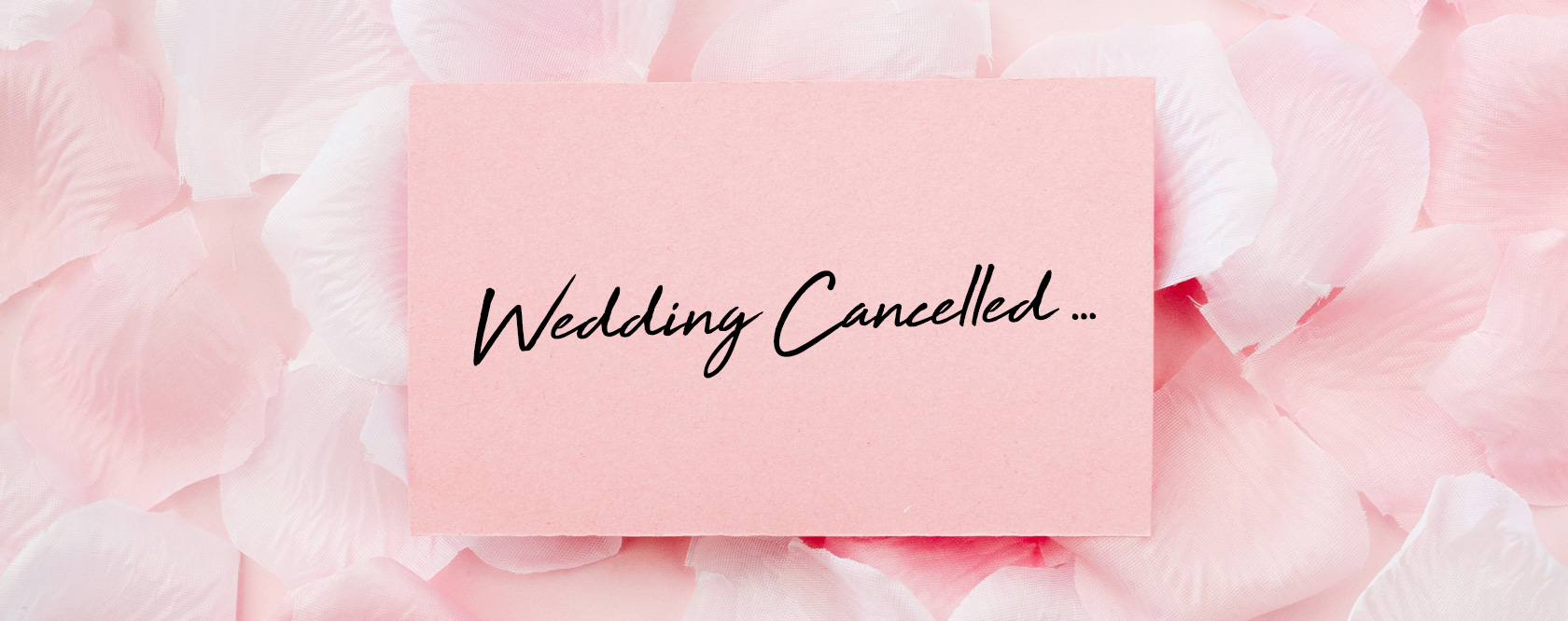 Wedding Cancelled, What to Do with Your Bridesmaid Dress